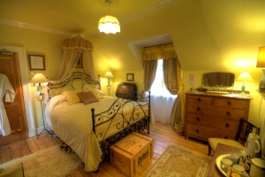One of Fournet House bedrooms